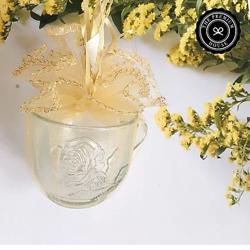Rose Glass ของชำร่วย ของชำร่วยงานเเต่งงาน ของพรีเมียม