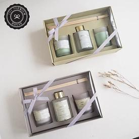 Home Fragrance set ของรับไหว้ ของชำร่วยงานเเต่งงาน ของพรีเมียม