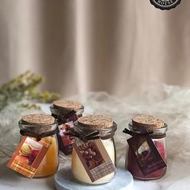 Sweet Candle ของชำร่วย ของชำร่วยงานเเต่งงาน ของพรีเมียม