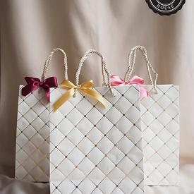Luxury paper bag ของชำร่วย ของชำร่วยงานเเต่งงาน ของพรีเมียม