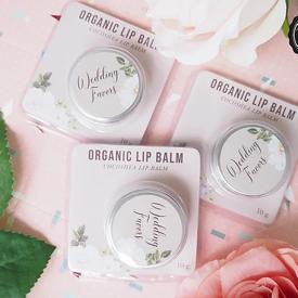 Organic Lip Balm ของชำร่วย ของชำร่วยงานเเต่งงาน ของพรีเมียม