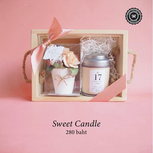 Sweet Candle ของรับไหว้ ของพรีเมี่ยม ของชำร่วย
