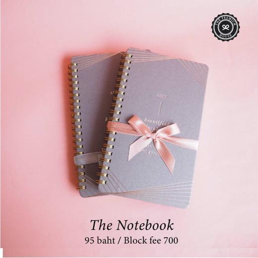 The Notebook ของรับไหว้ ของพรีเมี่ยม ของชำร่วย