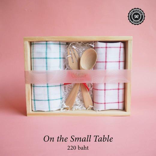 On the Small Table ของรับไหว้ ของพรีเมี่ยม ของชำร่วย