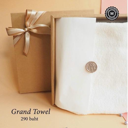 Grand Towel ของรับไหว้ ของพรีเมี่ยม ของชำร่วย