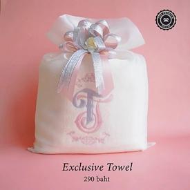 Exclusive Towel ของรับไหว้ ของพรีเมี่ยม ของชำร่วย