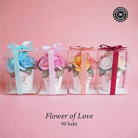 Flower of Love ของรับไหว้ ของพรีเมี่ยม ของชำร่วย