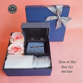 Him and Her Box Set ของรับไหว้ ของพรีเมี่ยม ของชำร่วย
