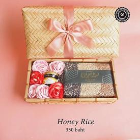 Honey Rice ของรับไหว้ ของพรีเมี่ยม ของชำร่วย