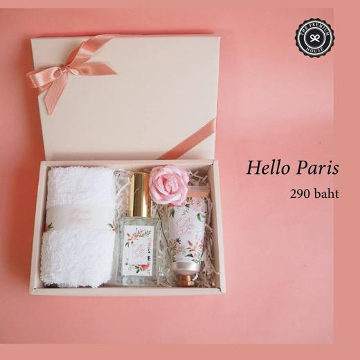 Hello Paris ของรับไหว้ ของพรีเมี่ยม ของชำร่วย