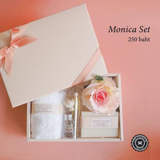Monica Set ของรับไหว้ ของพรีเมี่ยม ของชำร่วย