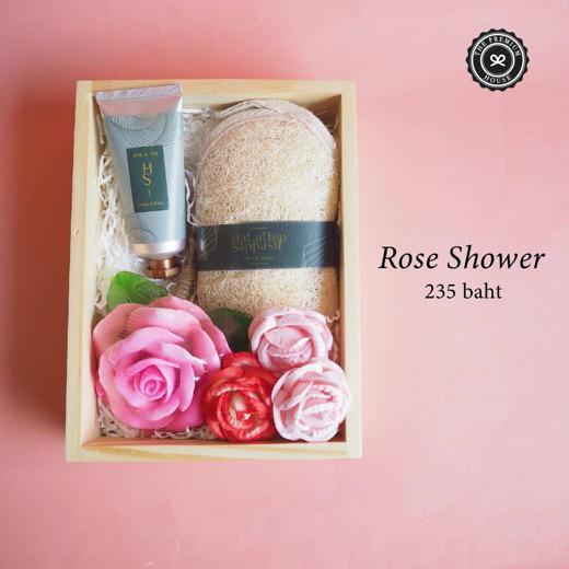 Rose Shower ของรับไหว้ ของพรีเมี่ยม ของชำร่วย