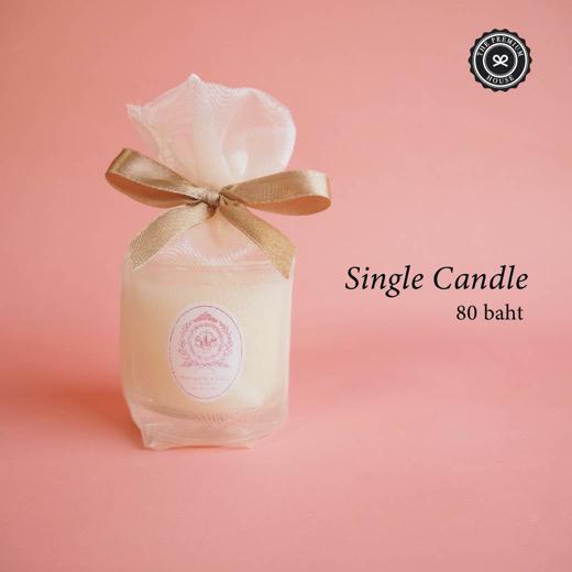 Single Candle ของรับไหว้ ของพรีเมี่ยม ของชำร่วย