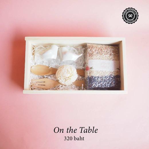 On the Table ของรับไหว้ ของพรีเมี่ยม ของชำร่วย