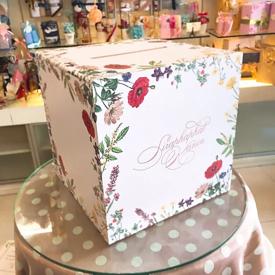 กล่องใส่ซองงานแต่งงานแบบกล่องกระดาษ