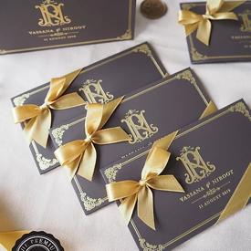 ที่ใส่ธนบัตรแบบพับ ของชำร่วย ของชำร่วยงานเเต่งงาน ของพรีเมียม