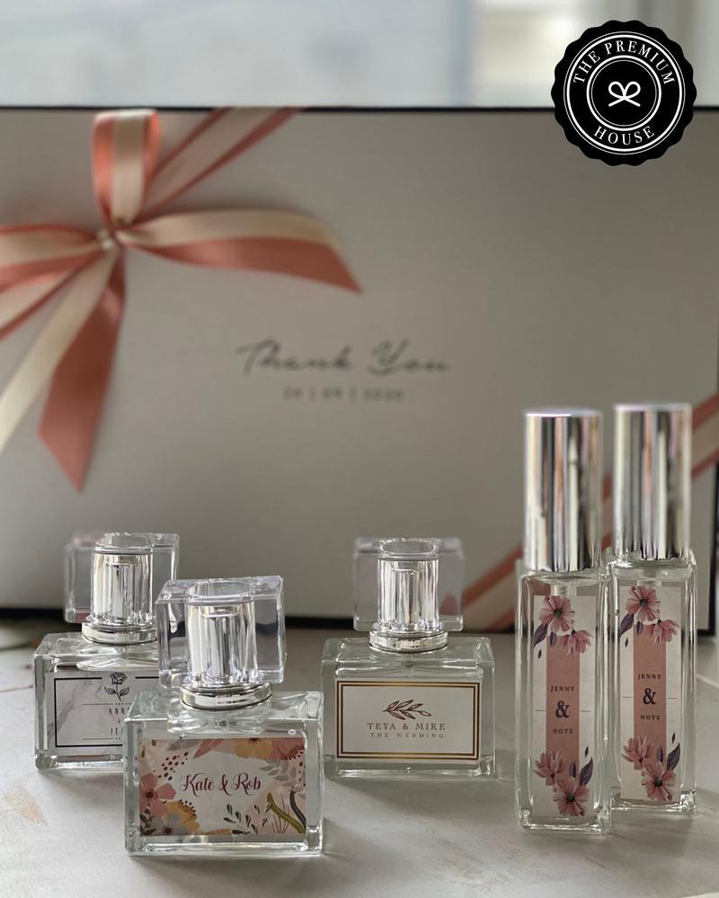 Perfume  ของชำร่วย ของชำร่วยงานเเต่งงาน ของพรีเมียม