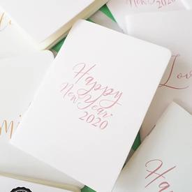 New Year Notebook ของชำร่วย ของชำร่วยงานเเต่งงาน ของพรีเมียม ของขวัญปีใหม่