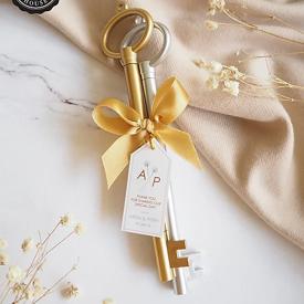 ปากการูปกุญแจ ของชำร่วย ของชำร่วยงานเเต่งงาน ของพรีเมียม
