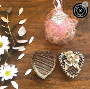 Heart Box ของชำร่วย ของชำร่วยงานเเต่งงาน ของพรีเมียม